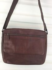 Fossil Brand Messenger / Laptop bag.  Very Large With Multiple Compartments.