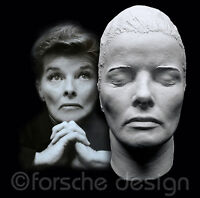 Katharine Hepburn Life Mask African Queen Philadelphia Story Woman of the Year
