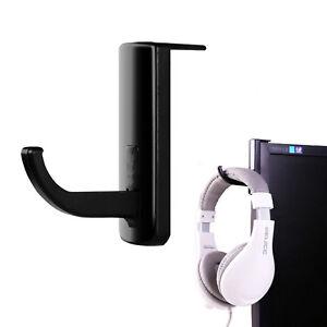 Universal Kopfhörer Headset Ständer Halterung PC Monitor Halter Haken Aufhänger
