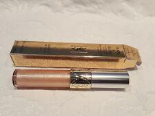 Yves Saint Laurent-Glaze & Gloss Lip Gloss - #3 Undress Me Nude - 0.20 Oz - Nib