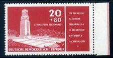 DDR Michel Nr. 538 Buchenwald Plattenfehler Schrage CD