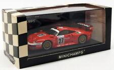 Coches deportivos y turismos de automodelismo y aeromodelismo Le Mans de acero prensado Porsche