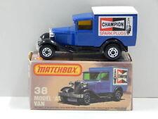 Unbranded Ford Diecast Vans