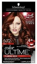 Schwarzkopf Color Ultime Permanent Hair Color Cream, 5.72 Auburn (Pack of 3)