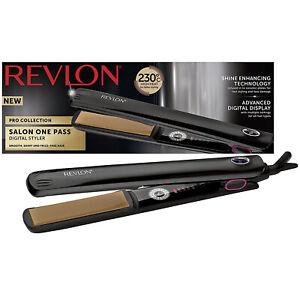 Revlon RVST2167UK Pro Collection Salon One Pas Digital Styler Hair Straightener