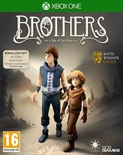 Xbox One Brothers a Tale of Two Sons Super Easy GS A1 .