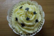 Halloween Cup Cake Sprinkles, Toppers, Spiders, Edible