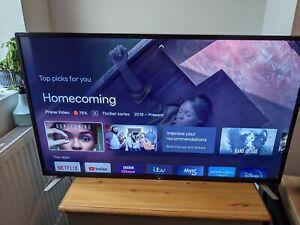 """SHARP 40BG2KE 40"""" Smart Full HD HDR LED TV"""