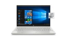 "New HP 15.6"" Laptop Intel i5-1035G1 8GB 256GB SSD Backlit Keyboard B&O Audio"