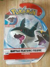 WCT Pokemon Battle Sharpedo Action Figure (NEW+SEALED)