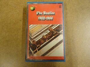 MUSIC CASSETTE / THE BEATLES 1962 - 1966