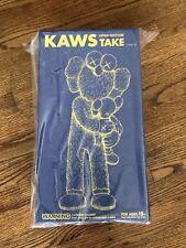 "Kaws One BLUE ""Take"" Figure BRAND NEW"