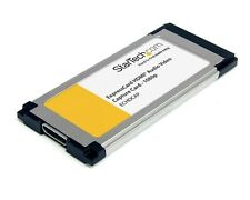StarTech.com HDMI to ExpressCard HD Video Capture Card Adaptor 1080p