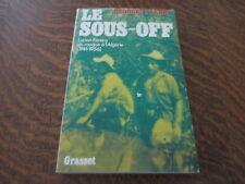 le sous-off lucien perera, du maquis a l'algerie (1941-1956) - GEORGES FLEURY