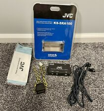 Jvc Ks-Sra100 Automotive Vehicle Sirius Satellite Radio Interface Module