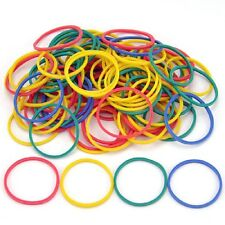 Hot 50 Pcs Tattoo Rubber Bands For Tattoo Machine Gun Tubes Needle Tip Supplies