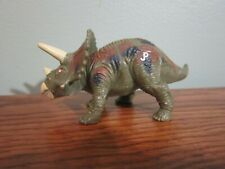 JURASSIC PARK TRICERATOPS ACTION FIGURE FROM VS TYRANNOSAURUS DINOSAURS 2 PACK