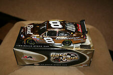 DALE EARNHARDT JR 2007 BUDWEISER COT 1/24 GOLD #230 OF #288 FOR RACE FANS ONLY