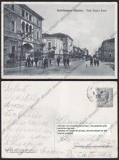 PESCARA CASTELLAMMARE ADRIATICO 06 Cartolina viaggiata 1916