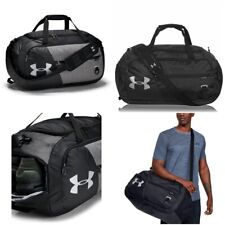 Under Armour Undeniable 4 Holdall UA Duffel Bag Travel Luggage Gym Bags Rucksack