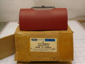 FORD F1TZ-1004810-E Receptacle Ash Tray Assembly Red   OEM NOS