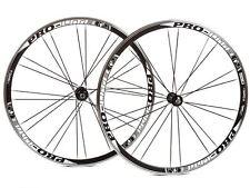 Pro-Lite Garda 30mm DS Clincher 700c Road Bike Wheels 9/10/11 Speed Shimano