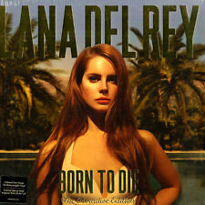 LANA DEL REY - BORN TO DIE PARADISE EDITION (1lp Vinilo Estuche) 2012 INTERSCOPE