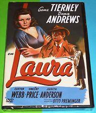 LAURA Otto Preminger - Precintada