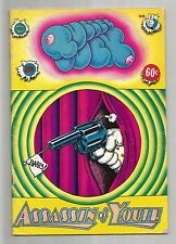 Rubber Duck Tales #2 Assassin of Youth Only Print 1972, 36 pages, The Print Mint