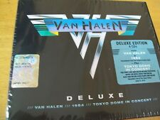 VAN HALEN DELUXE BOX 4 CD MINT-