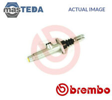 BREMBO CLUTCH MASTER CYLINDER C 23 018 P NEW OE REPLACEMENT