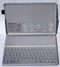 Original Acer Iconia W700 W700P US international QWERTY keyboard w/ Smart Cover