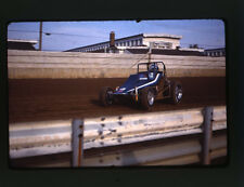 1981 Steve Chassey #2 Car - USAC Sprint @ Indianapolis - Vtg 35mm Race Slide