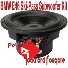Rockford  Fosgate Ski Pass Through Subwoofer Kit for BMW E46 Convertible