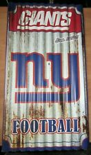 New York Giants Defense Metal Sign 21.5 x 12 Nfl Football,Fence Sign Est 1925