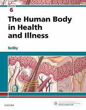 The Human Body in Health and Illness by Barbara Herlihy (2017, Paperback)