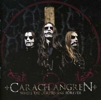 Carach Angren - Where the Corpses Sink Forever [New CD]