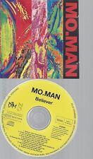 CD--MO MAN--BELIEVER