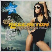 HOT REGGAETON VOL. 1  2 CD 32 TRACKS NEU