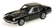 1963 MASERATI MISTRAL COUPE BLACK LTD 250PCS 1/18 BY MINICHAMPS 107123421