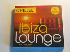 Chilled Ibiza Lounge by DJ Juan Perez 2CD 30 trks ft Goloka, FXU, Roebeck