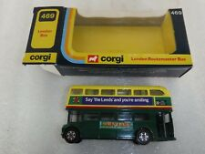 Corgi 469  London Routemaster Bus , Mint + Boxed