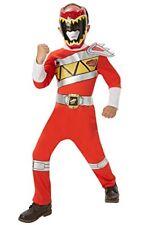 Power Rangers Dino Costume de Déguisement 3-8 Years 3 - 4 ans