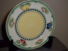 "Villeroy & Boch French Garden Fleurence Salad Plate 8"" Set Of 2 Plates"