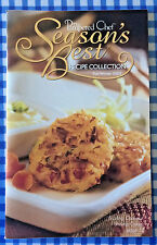 Pampered Chef's SEASON'S BEST RECIPE COLLECTION  Fall/Winter 2005, Cookbook
