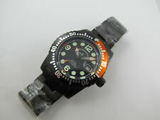 ZENO WATCH Airplane Diver Black Automatik ETA 2824