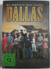 Dallas - Komplette Staffel 1 - Neuverfilmung - Texas TV Serie, Öl, Patrick Duffy