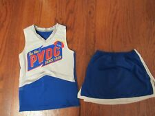 Brooklyn Cyclones Cheerleader Uniform, 3 pieces - Excellent Condition (Youth)