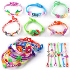 Baby Wholesale Lots Jewelry Polymer Clay Kid Children Bracelet Wirst Band Bangle