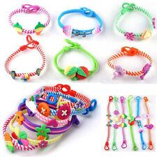 Baby lotti all'ingrosso gioielli fimo Kid Bambini Bracciale Wirst banda braccialetto